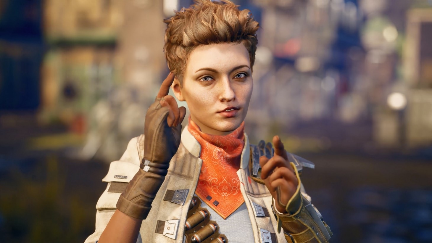 You get access to a collection of companions | Everything We Know About The Outer Worlds | Gammicks