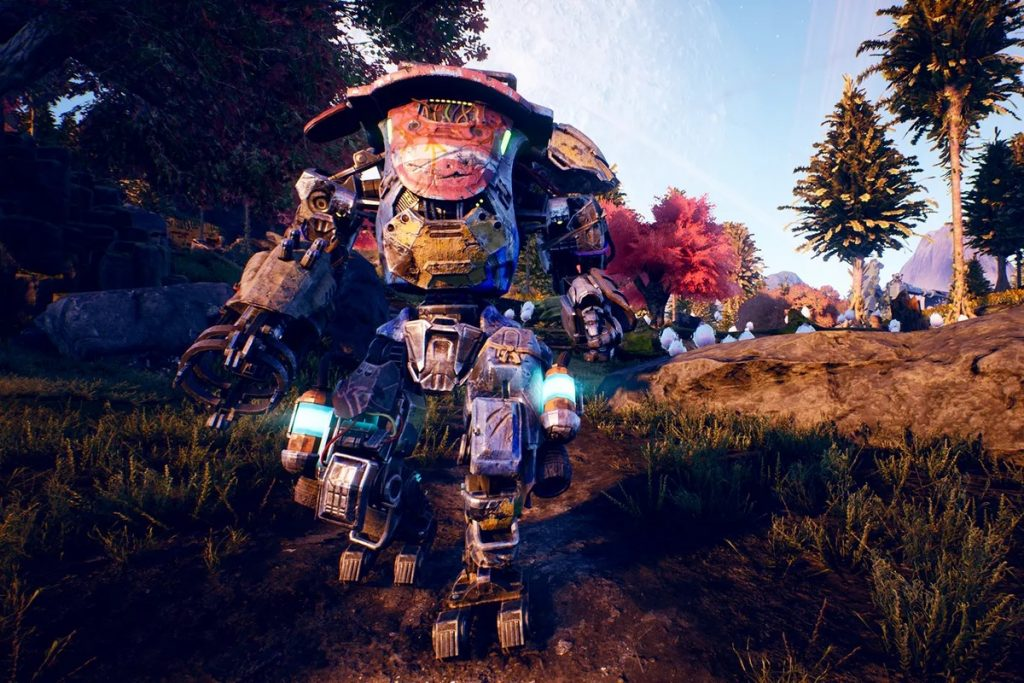 It is developed by a studio with plenty of RPG experience | Everything We Know About The Outer Worlds | Gammicks
