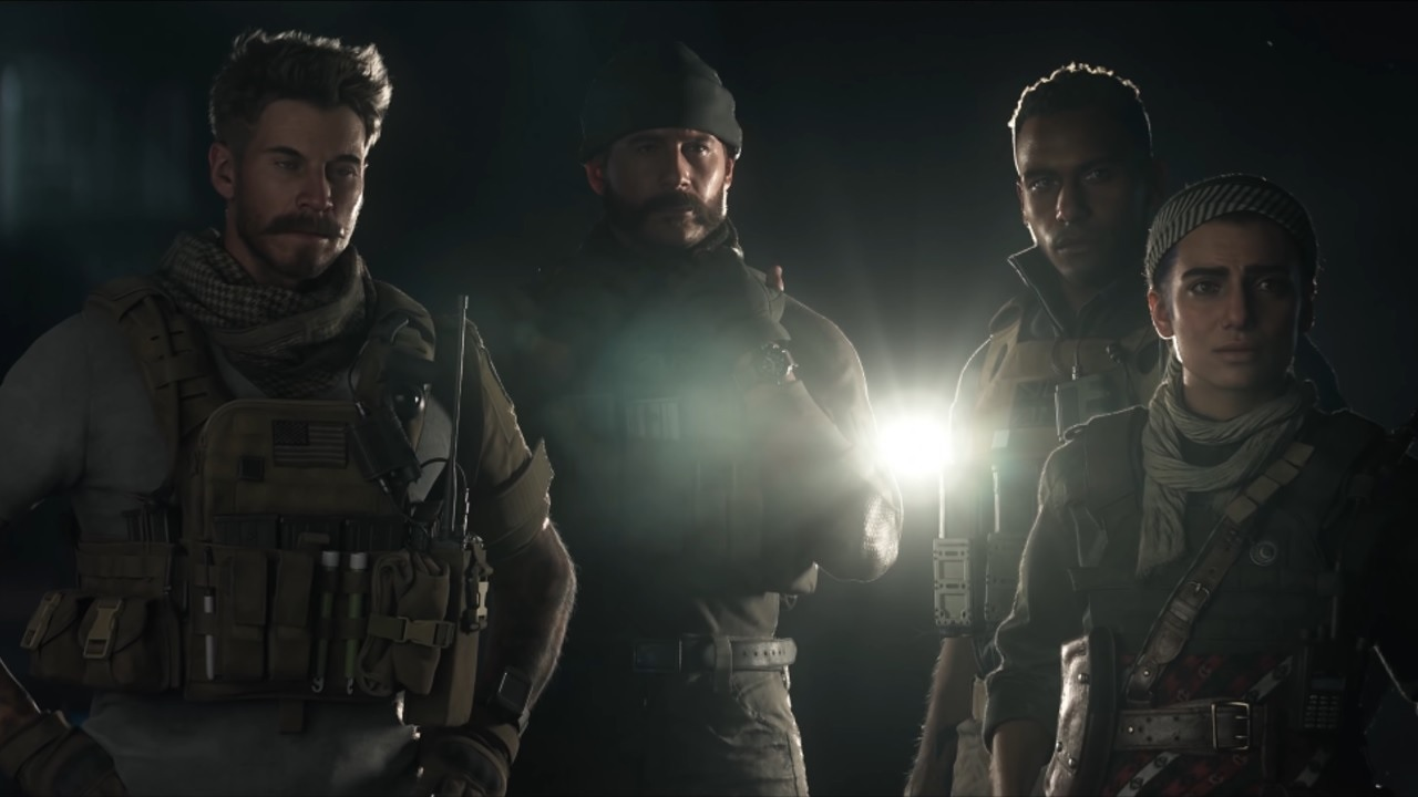 Call of Duty: Modern Warfare | All the Biggest Video Game Releases in October 2019 | Gammicks