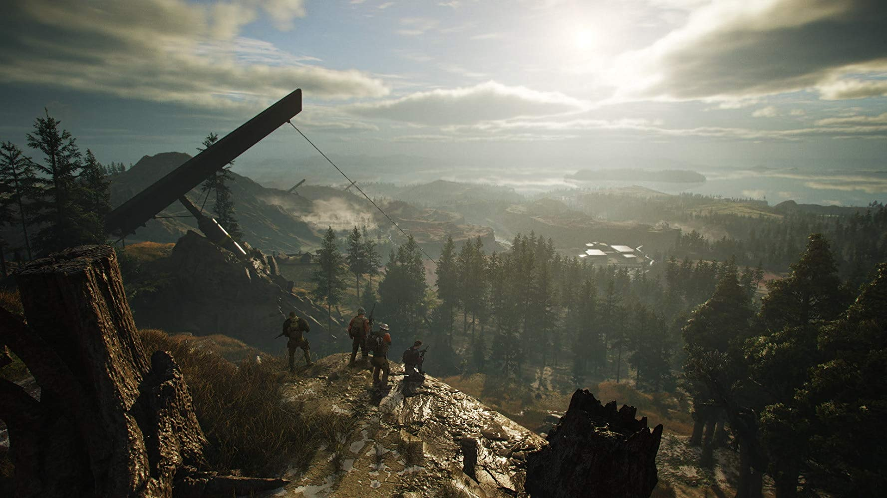 Tom Clancy's Ghost Recon Breakpoint   All the Biggest Video Game Releases in October 2019   Gammicks