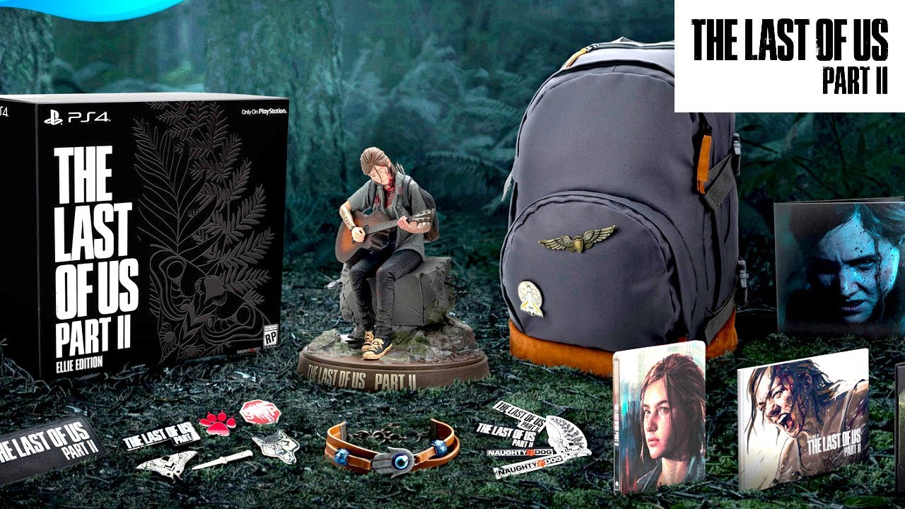 You can buy a variety of special editions | Everything We Know About The Last of Us Part II | Gammicks