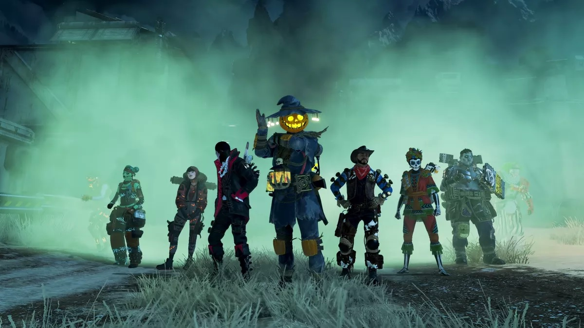 Apex Legends | The Biggest Halloween Events in Video Games for 2019 | Gammicks