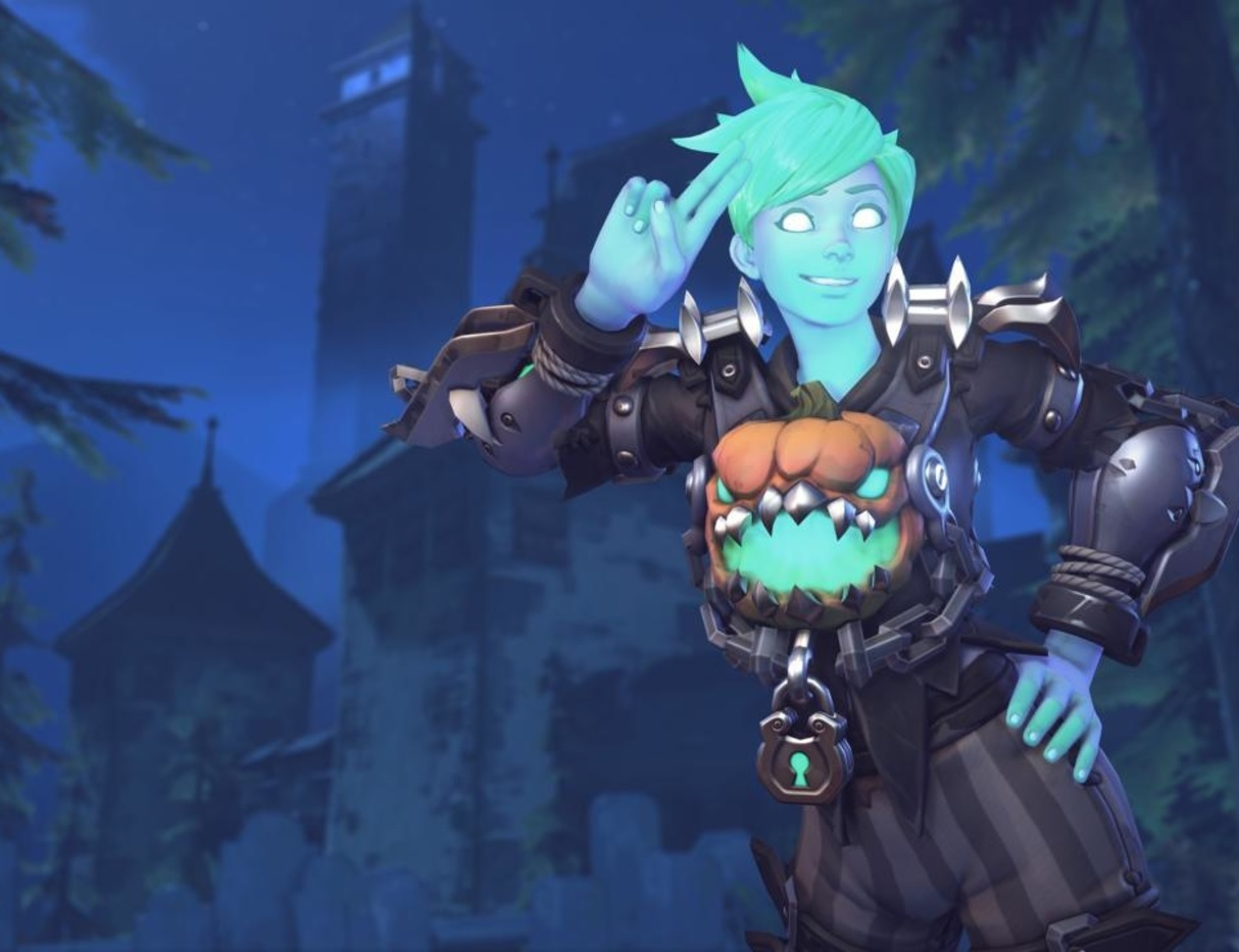 Overwatch | The Biggest Halloween Events in Video Games for 2019 | Gammicks