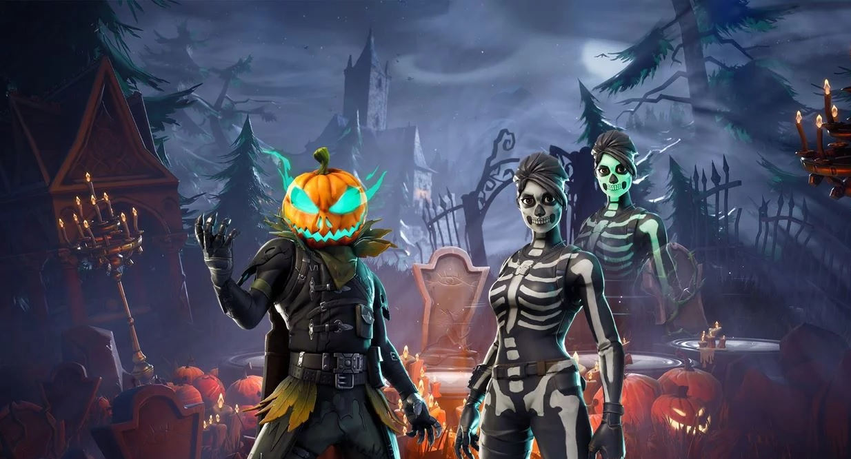 Fortnite | The Biggest Halloween Events in Video Games for 2019 | Gammicks