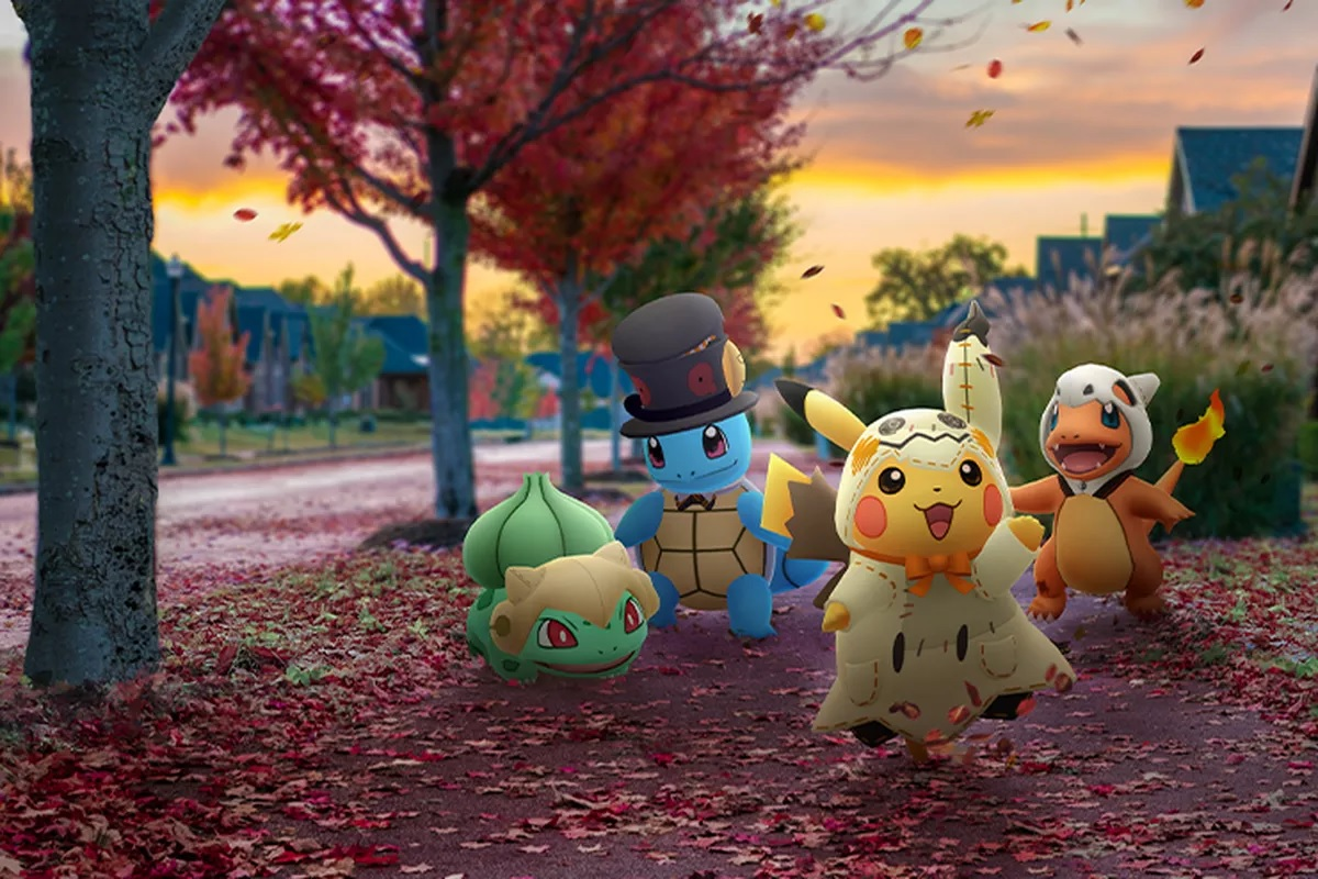 Pokémon GO | The Biggest Halloween Events in Video Games for 2019 | Gammicks