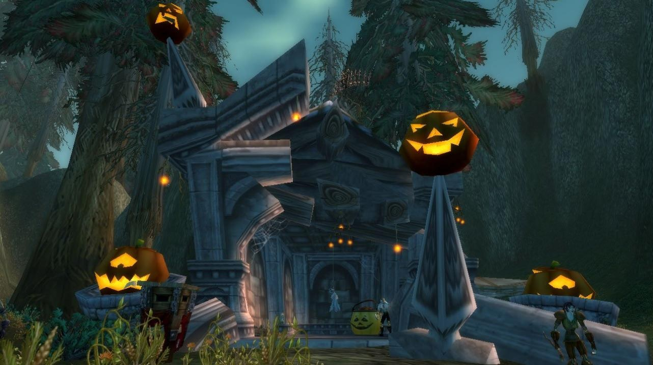 World Of Warcraft | The Biggest Halloween Events in Video Games for 2019 | Gammicks