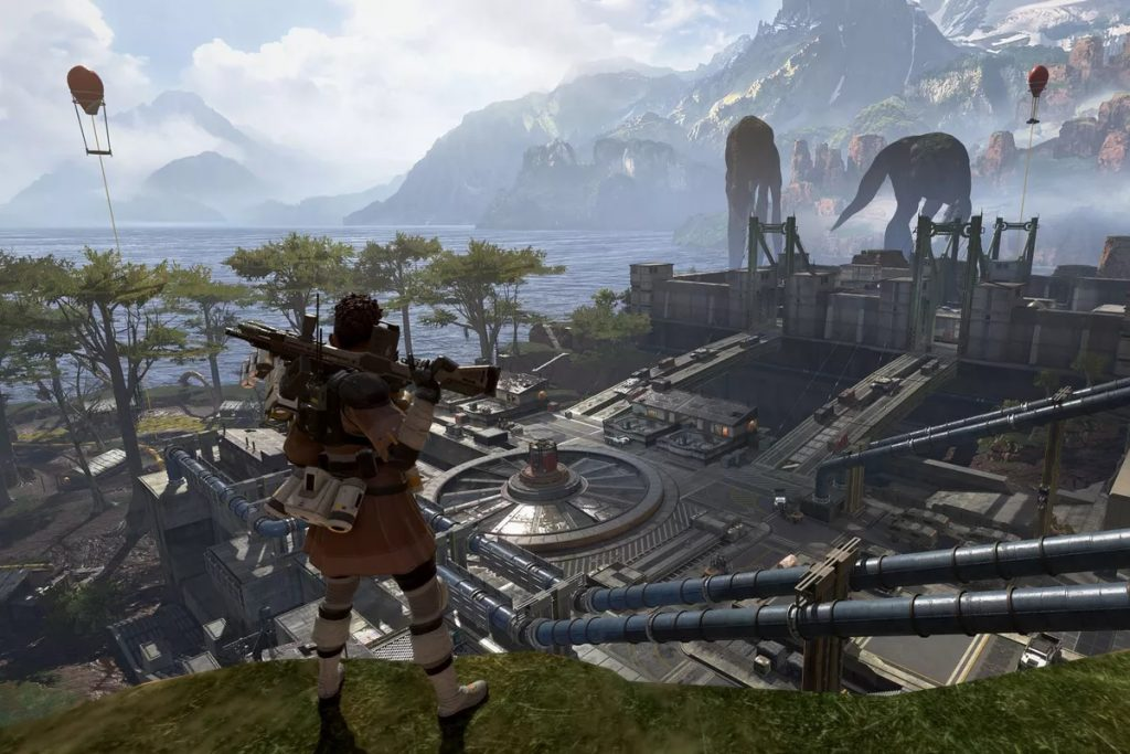 A New Training Mode Is Incoming | All The Latest Information About Apex Legends | Gammicks