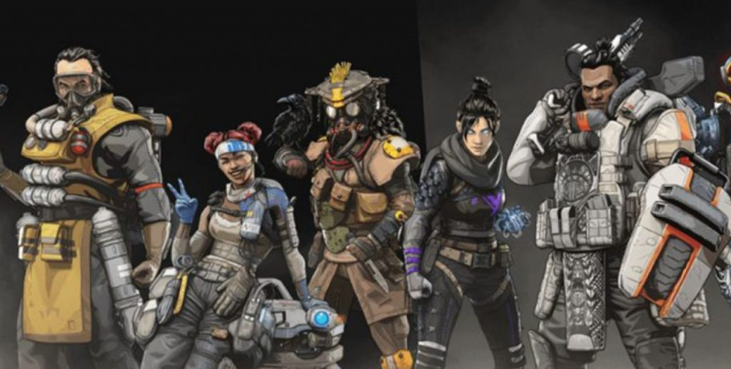 Other Legends Have Also Been Leaked | All The Latest Information About Apex Legends | Gammicks