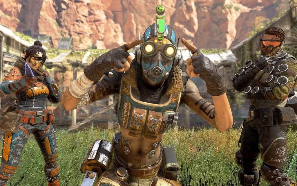 All The Latest Information About Apex Legends | Gammicks