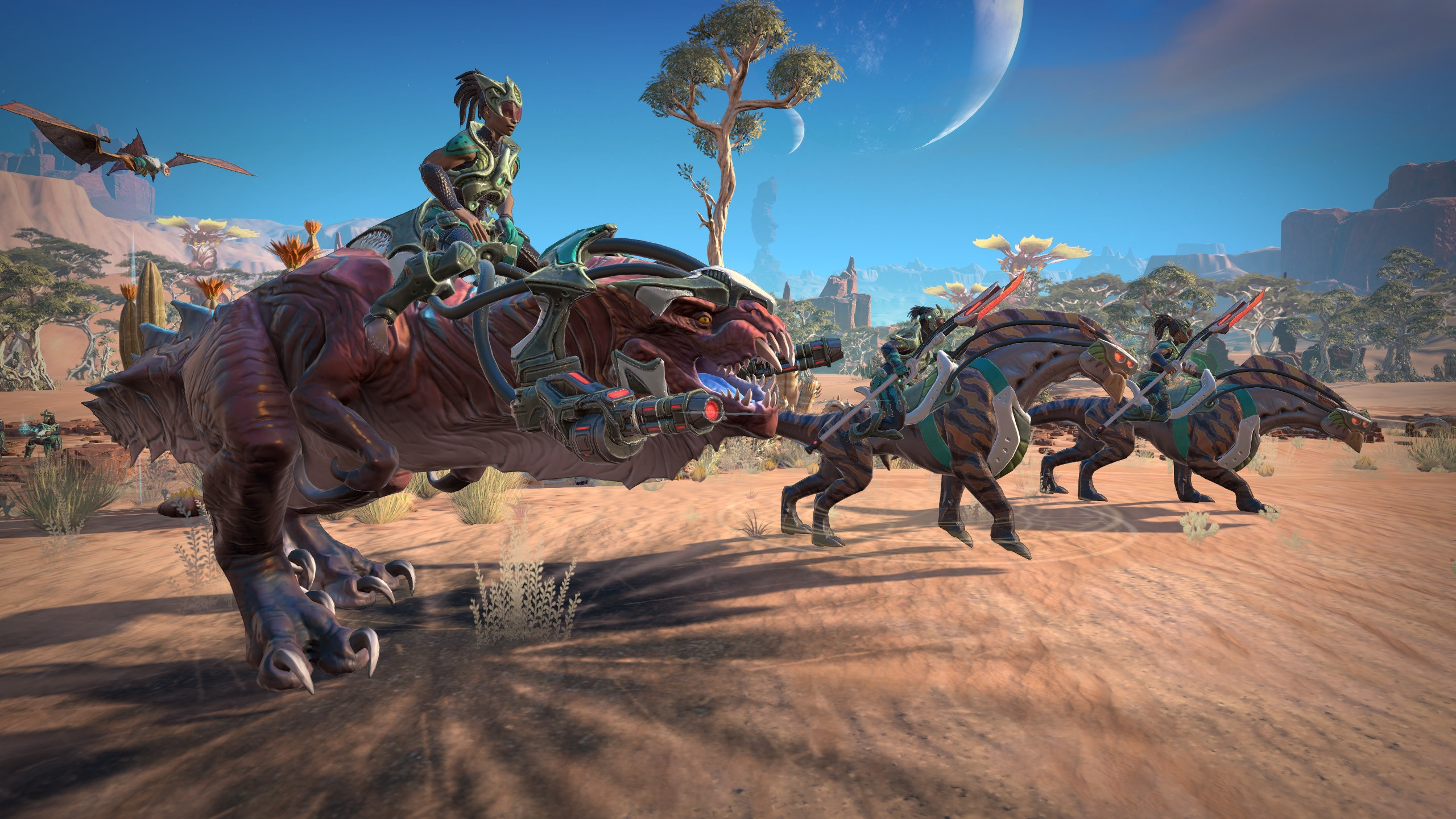 Age of Wonders: Planetfall Revelations Expansion Revealed | All the New Projects Paradox Announced at PDXCon 2019 | Gammicks