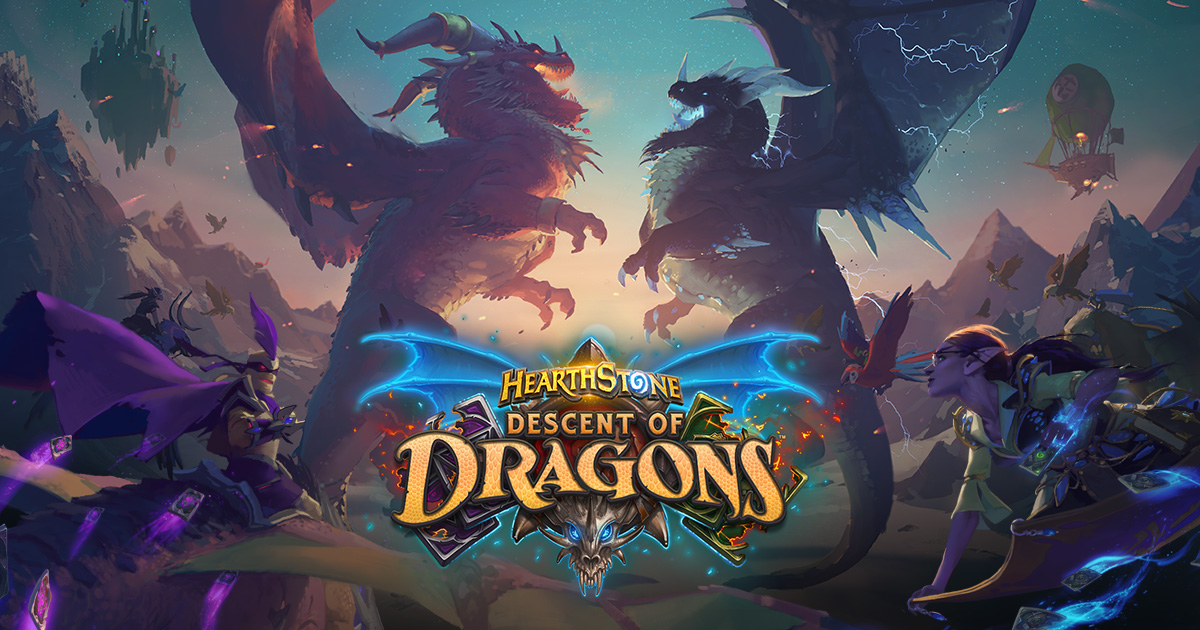 Hearthstone: Descent of Dragons | BlizzCon 2019: Every Controversy and Every Announcement | Gammicks