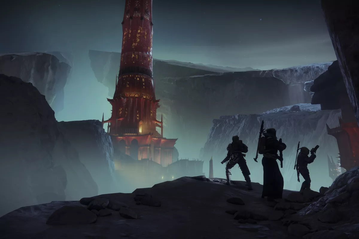 New Light Is a Free-To-Play Version of the Game | Everything New in Destiny 2: Shadowkeep | Gammicks