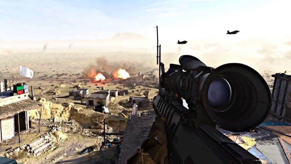 Highway of Death Has Caused Controversy  | Everything You Need to Know About Call of Duty: Modern Warfare | Gammicks