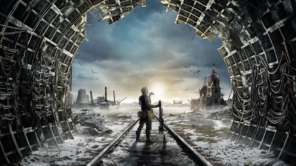 Metro Exodus  | All the Biggest Games That Are Coming to Google Stadia | Gammicks