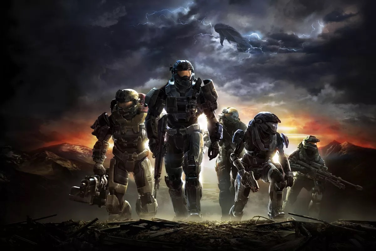 Halo: Reach | All The Classic Games Being Re-Released In 2020 | Gammicks