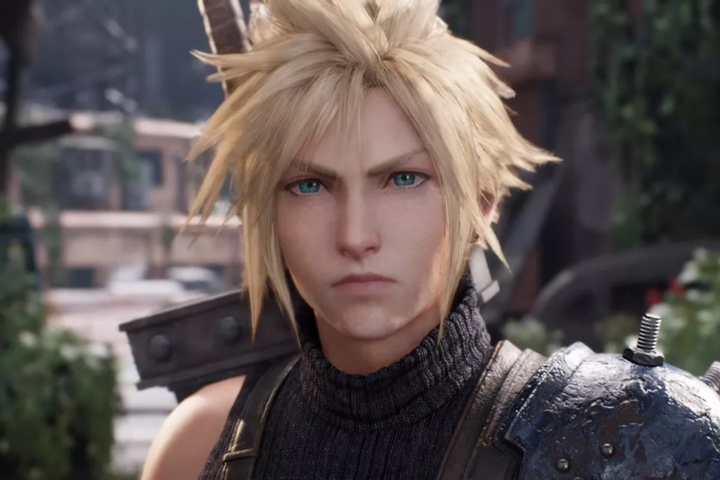 Final Fantasy VII Remake | All The Classic Games Being Re-Released In 2020 | Gammicks