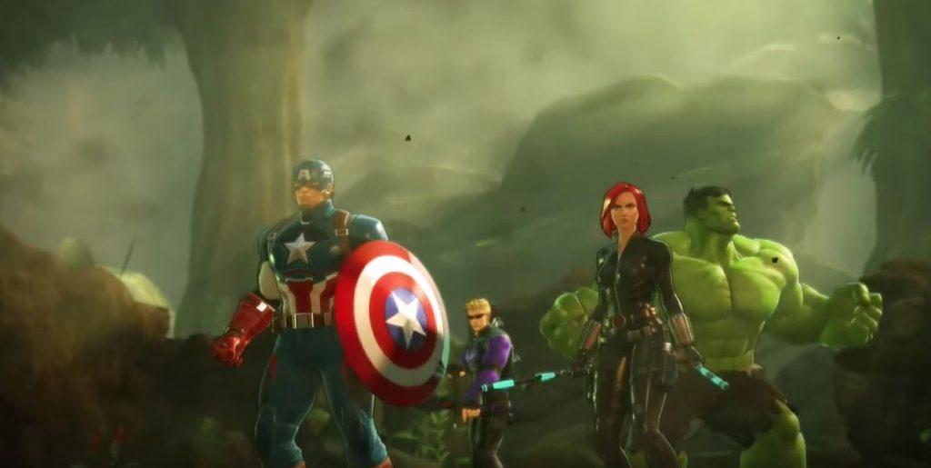 Marvel Ultimate Alliance 3: The Black Order Review | Gammicks