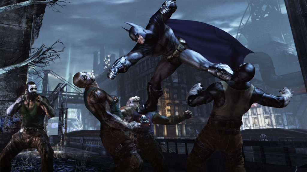 Scary New Foot Soldiers | Everything We Know About the Next Batman: Arkham Asylum Game | Gammicks
