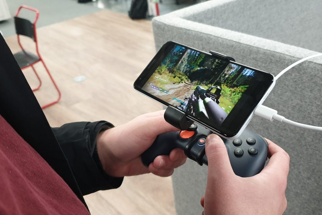 Google Stadia: Early Players, Early Problems   Everything We Know About Amazon's Gaming Service   Gammicks
