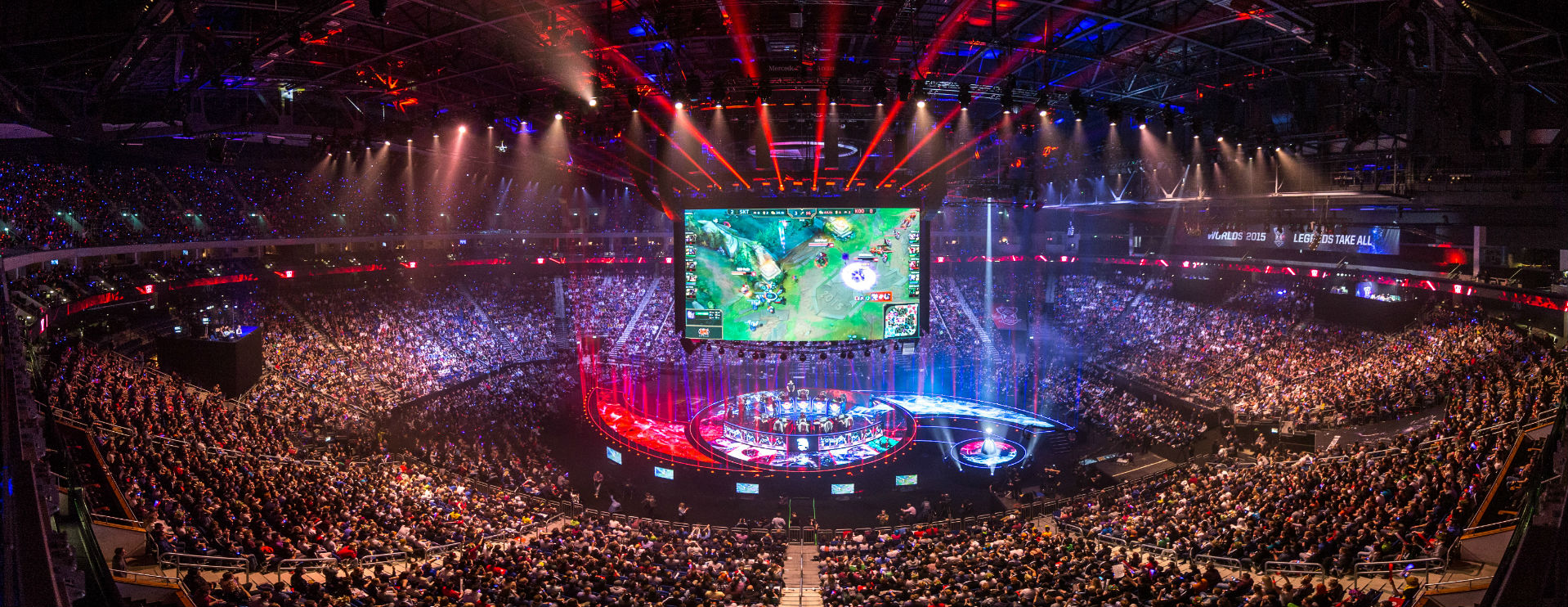 New Athletics Programs | 8 Reasons Why E-Sports Will Redefine College Athletics | Gammicks