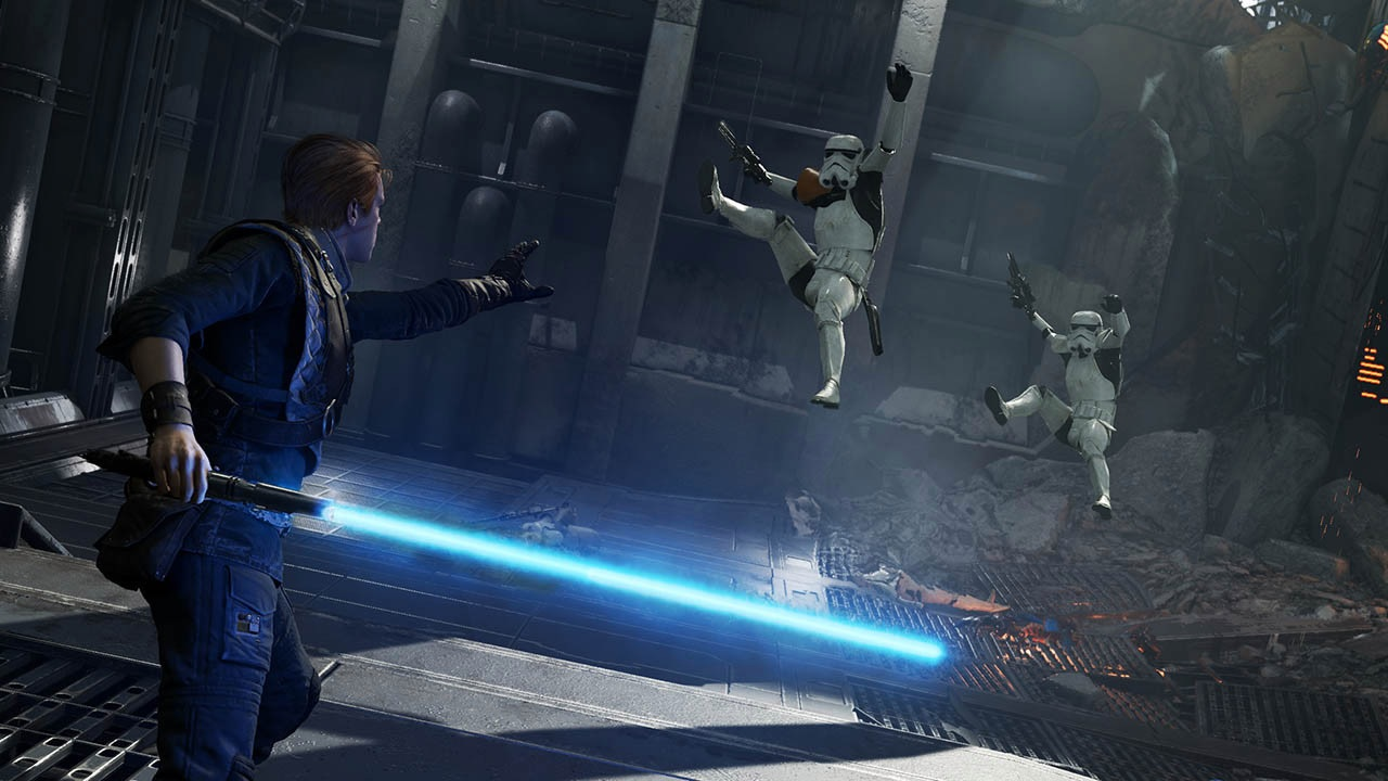 It Has a Complete Singleplayer Experience | 6 Things EA Has Gotten Right With Star Wars Jedi Fallen Order | Gammicks