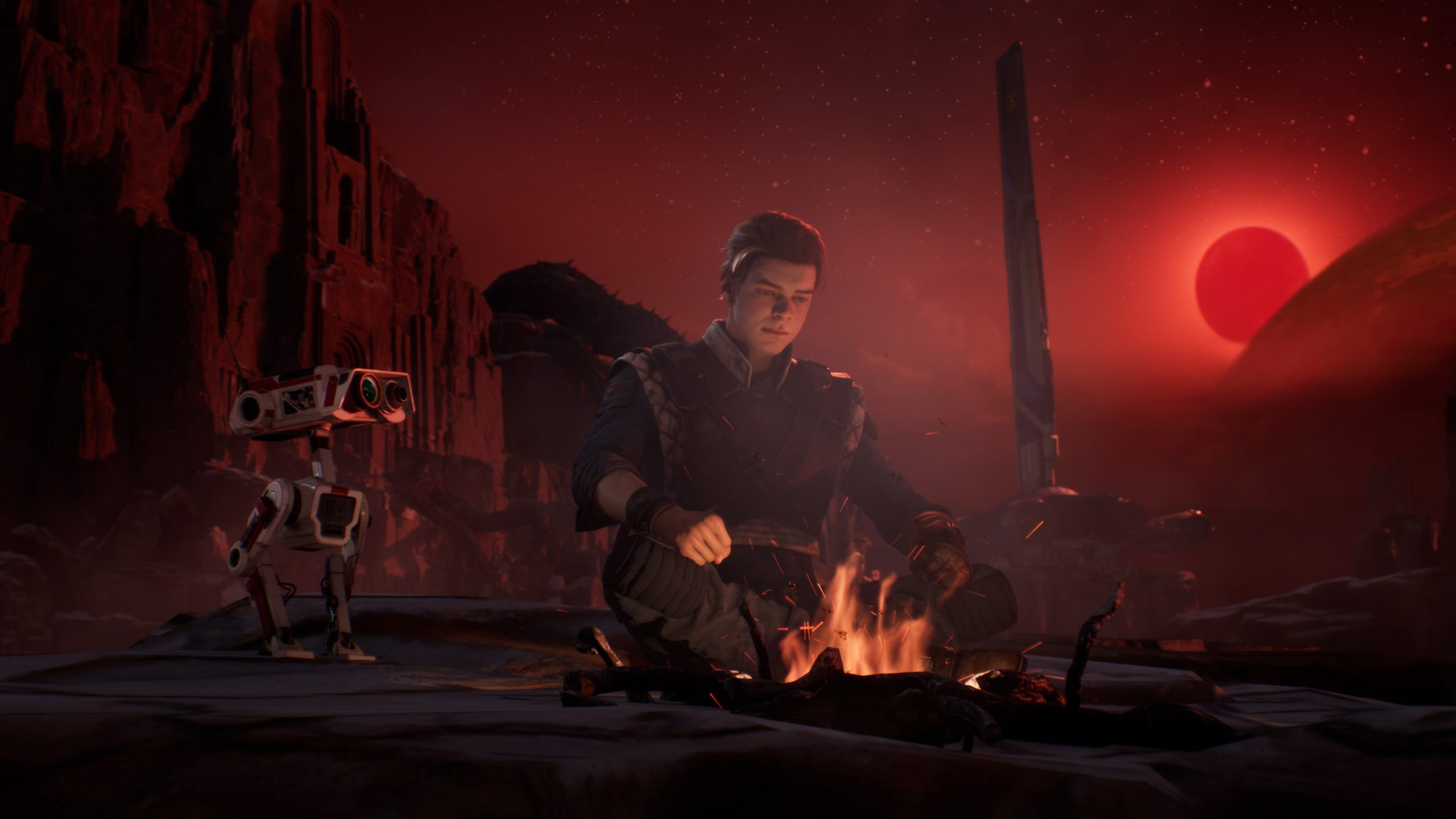 It Has an Interesting New Setting | 6 Things EA Has Gotten Right With Star Wars Jedi Fallen Order | Gammicks