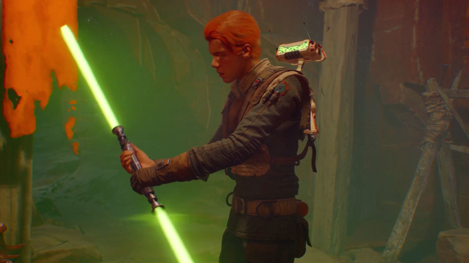 There Are Lots of Customization Options | 6 Things EA Has Gotten Right With Star Wars Jedi Fallen Order | Gammicks