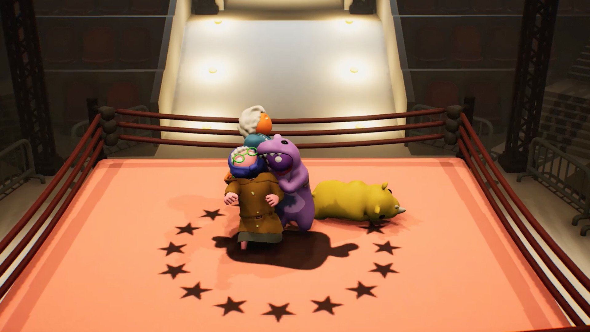 Gang Beasts | 8 Perfect Games To Play The Family This Christmas | Gammicks