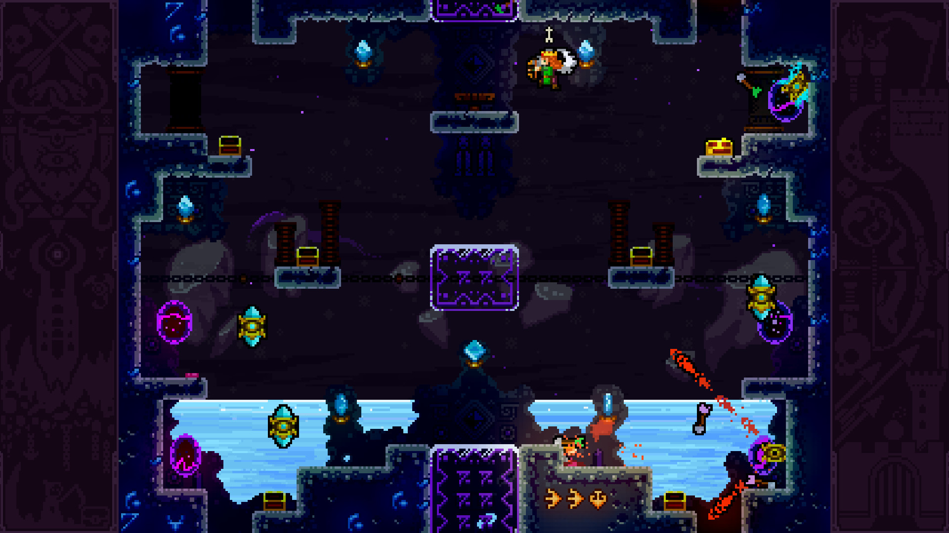 Towerfall Ascension | 8 Perfect Games To Play The Family This Christmas | Gammicks