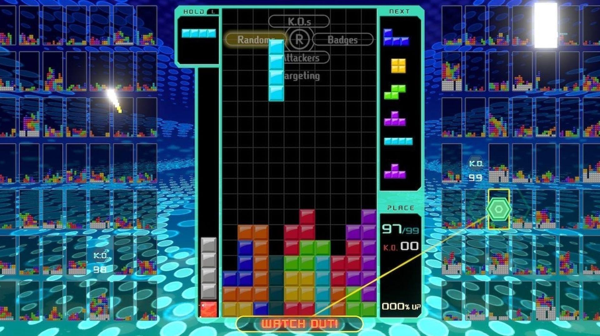 Tetris 99 | The 10 Best Video Games of 2019 | Gammicks