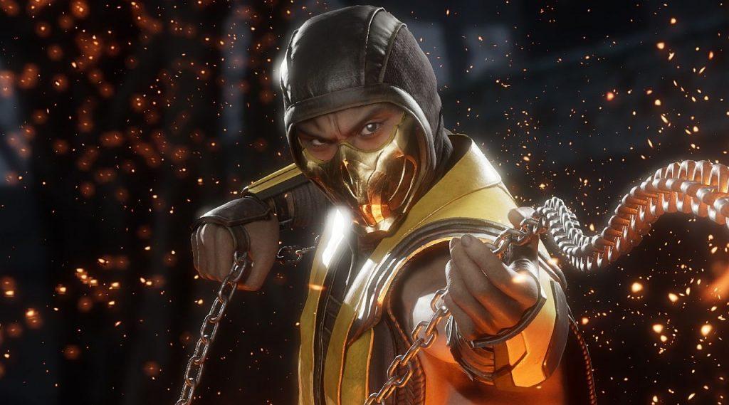 Mortal Kombat 11   The 10 Best Video Games of 2019   Gammicks