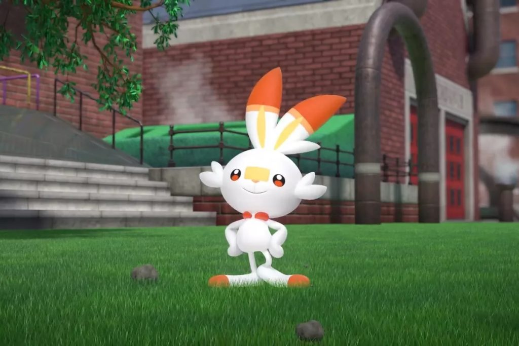 Scorbunny | A Guide To The Best New Pokémon In Sword & Shield | Gammicks