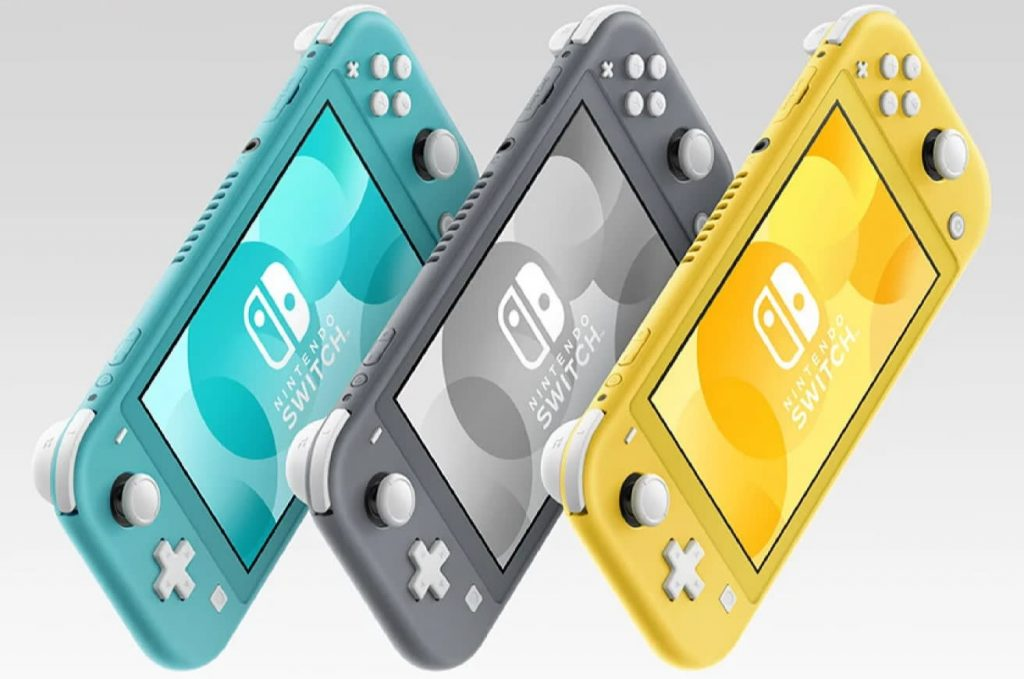 Switch Lite   2019 Holiday Gift Guide: What to Get For the Gamers In Your Life   Gammicks