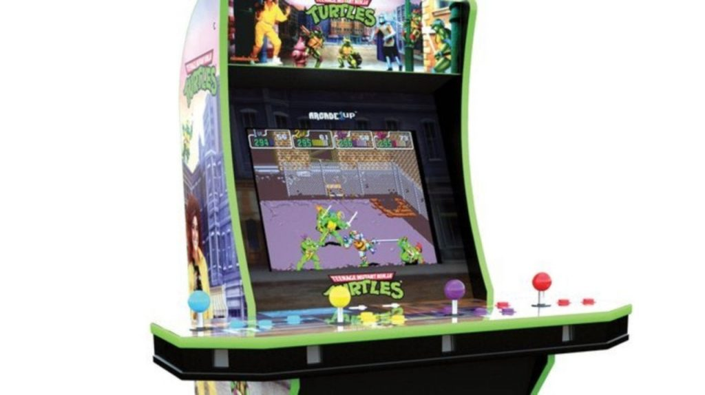 Arcade1Up Games   2019 Holiday Gift Guide: What to Get For the Gamers In Your Life   Gammicks