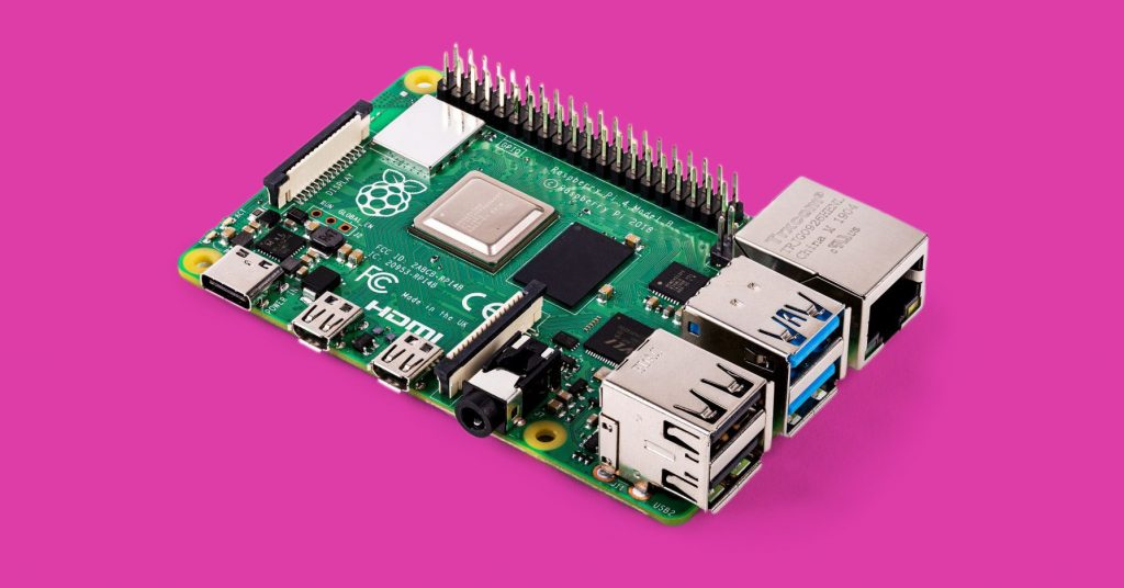 Raspberry Pi   2019 Holiday Gift Guide: What to Get For the Gamers In Your Life   Gammicks