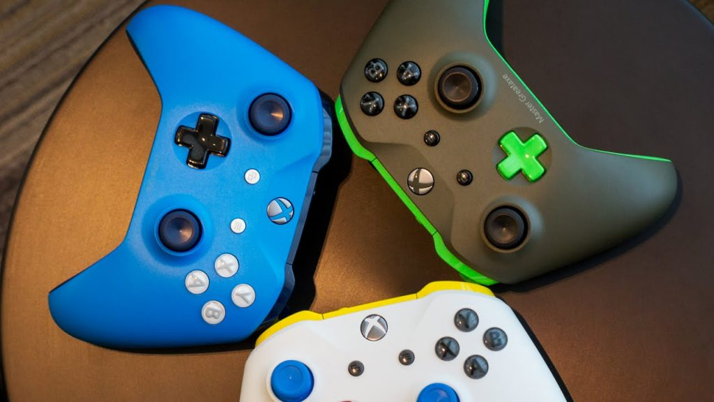 Custom Xbox Controller   2019 Holiday Gift Guide: What to Get For the Gamers In Your Life   Gammicks