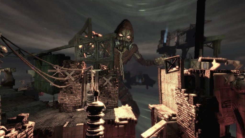 A normal day in the Asylum (Batman: Arkham Asylum) | The Top 10 Most Insane Video Game Set Pieces | Gammicks.com