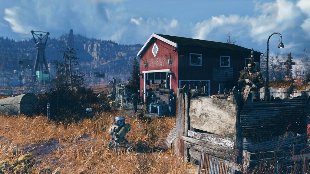 10 Solid Reasons Why Wastelanders Fixes Fallout 76 | Gammicks.com