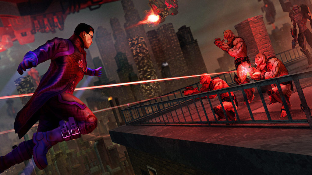 The activities are absurd | You can start anywhere, really | 10 Great Reasons to play the Saint's Row Games | Gammicks.com