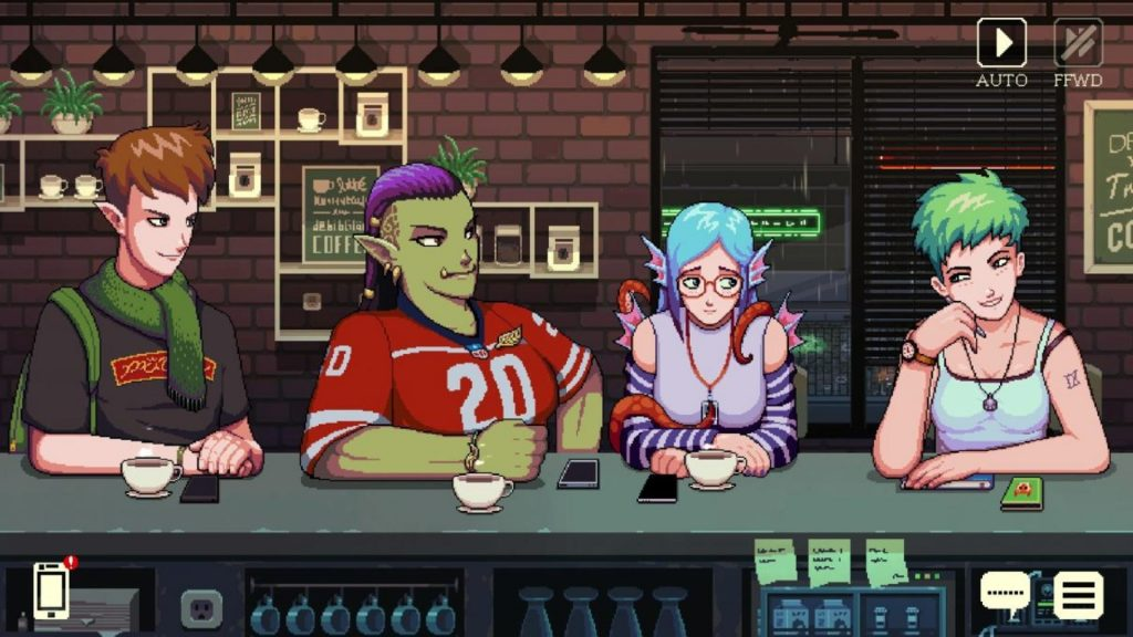 Coffee Talk   Best Video Game Hidden Gems From 2020 So Far   Gammicks.com