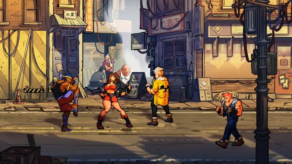 Streets of Rage 4   Best Video Game Hidden Gems From 2020 So Far   Gammicks.com