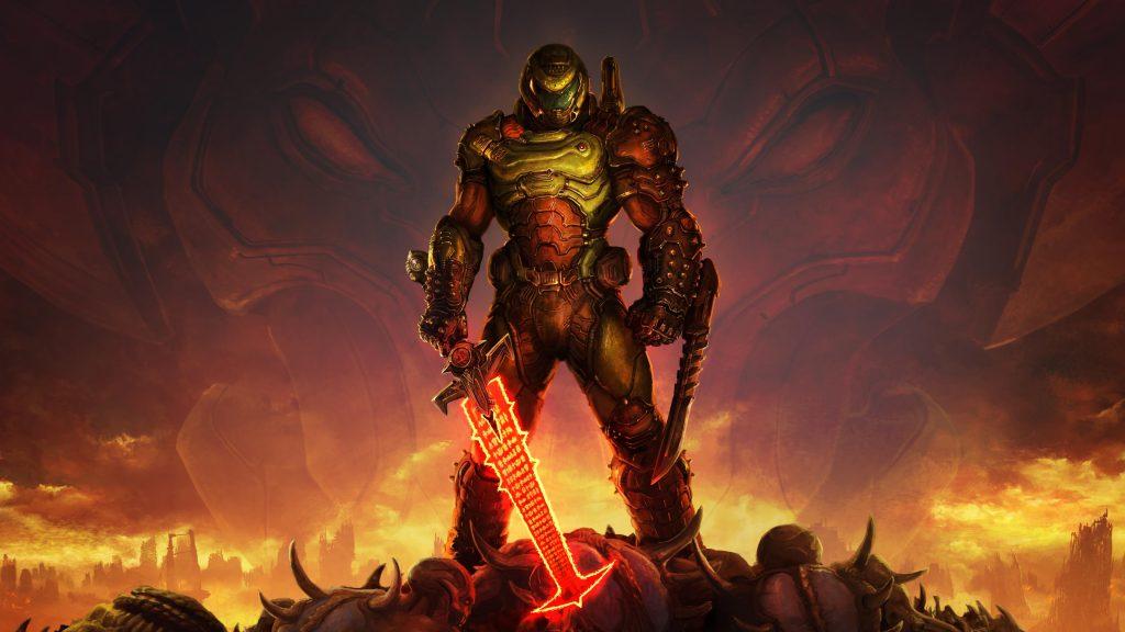 Doom Eternal | 9 Biggest Deals of Sony's Days of Play Sale | Gammicks.com