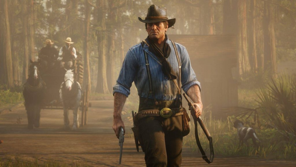 Red Dead Redemption 2 | 9 Biggest Deals of Sony's Days of Play Sale | Gammicks.com