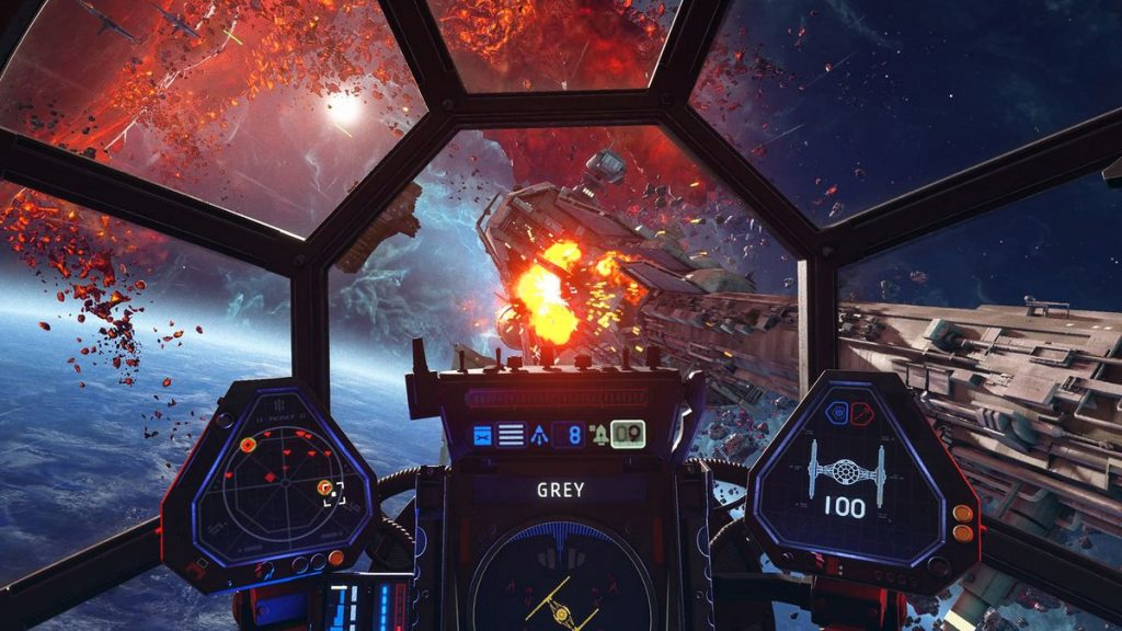 Beyond Battlefront | Why Star Wars: Squadrons May Be the Game-Changer Fans Have Been Waiting For | Gammicks.com