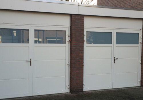 Houten Garagedeuren Prijs : Openslaande houten garagedeuren prijzen home garagedeuren
