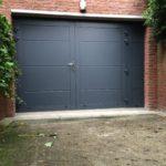 Garagedeur kopen - openslaande garagedeur