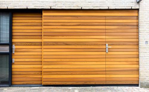 Bekleden van houten voordeur