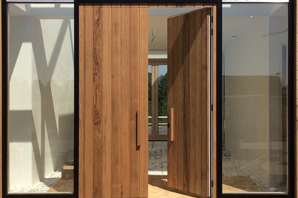 Top Nieuwe houten voordeur? » Geef uw huis karakter! ⋆ Unieke @FT31