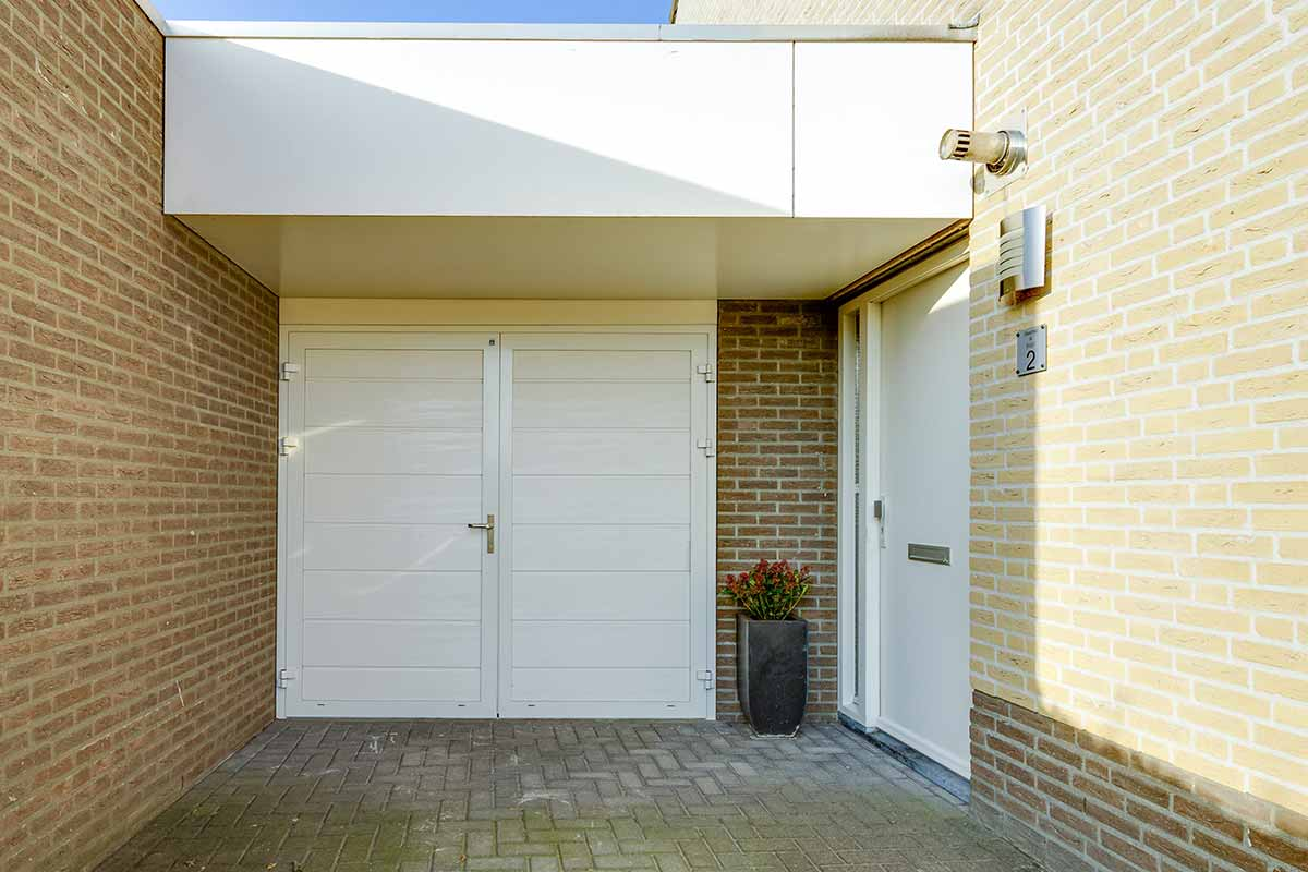 garagedeur isoleren
