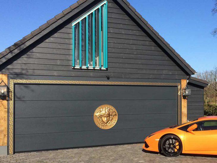 bijzondere garagedeur